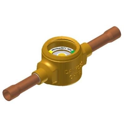 Kính xem gas Danfoss phi 10 mm